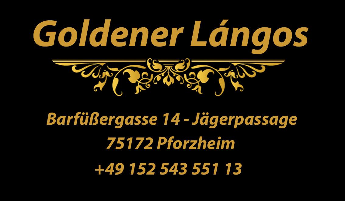 Goldener Langosh Vorderseite1