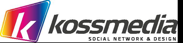 Sie Sehen das Logo von Kossmedia