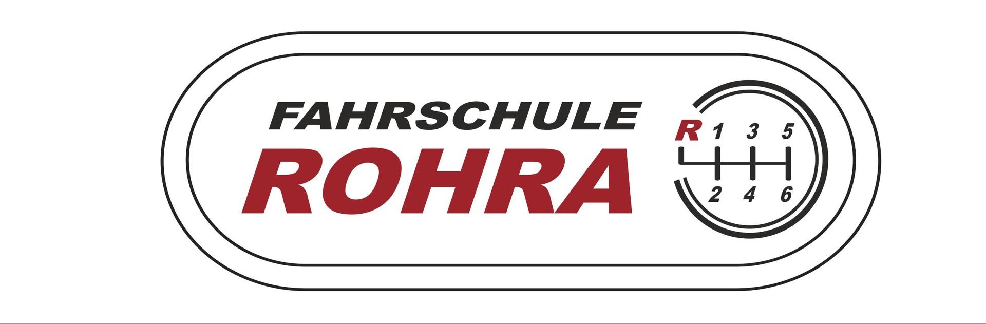 Logo Fahrschule Rohra